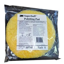 3M 05705 Superbuff Polishing Pad 9/""